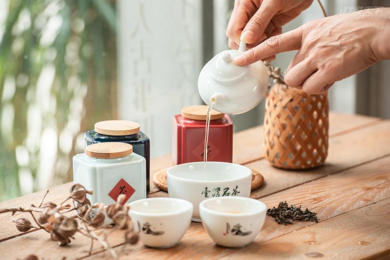 新竹,北埔,伴手,擂茶,農會超市,東方美人茶,農特產